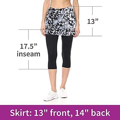 Skirt Sports Lotta Breeze Capri Skirt: Clothing