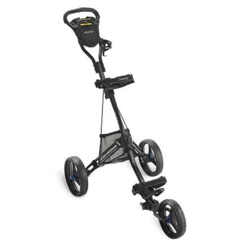 - Bag Boy Express DLX Pro Push Cart, Matte Black