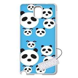 Panda Samsung Galaxy Note3 N9000 Case Cover, Panda DIY Case for Samsung Galaxy Note3 N9000 at WANNG