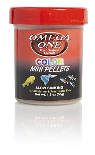 OMEGA One Color Mini Pellet 1.8oz