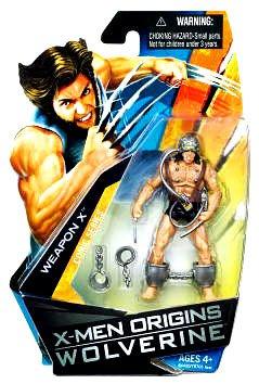 with X-Men Action Figures design