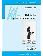 Immanuel Kant: Kritik der praktischen Vernunft: 26