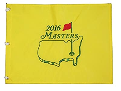 2016 Masters Flag Pin from Augusta National Golf Club