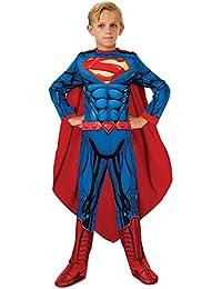 Rubies DC Universe Superman Costume, Child Small