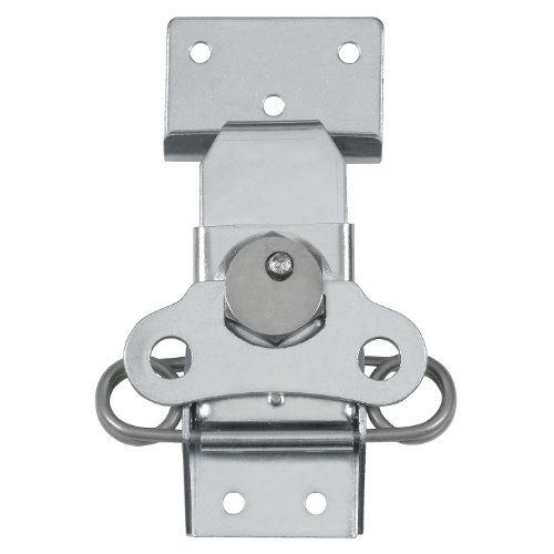 Reliable Hardware Company RH-2636/0371-A Spring Loaded Butterfly Latch, Large and Keeper ()