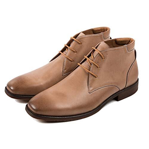Stivali Uomo Primo Safety snfgoij Piano E Boots Pelle Chelsea Inverno Vacchetta Brogue Autunno di in Classic Nero Oxblood Brown Pelle OO7wSx1