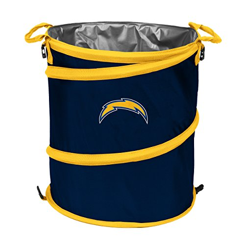 Logo Brands NFL San Diego Chargers 3-in-1 (San Diego Chargers Collapsible)