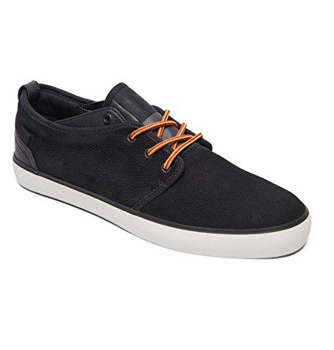 2 Para Dc gum Le Zapatillas Hombre Black Shoes Studio UwUExqTS