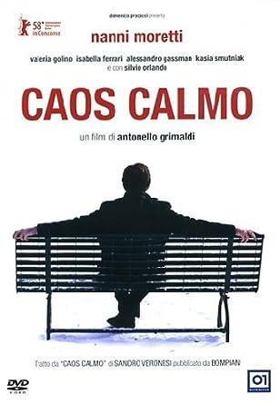 Описание фильма Caos Calmo