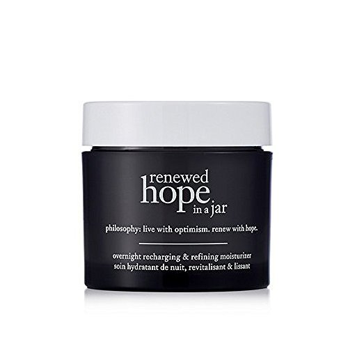 Philosophy Renewed Hope in a Jar Night Cream 2 OZ (Philosophy Hope In A Jar Night Cream)