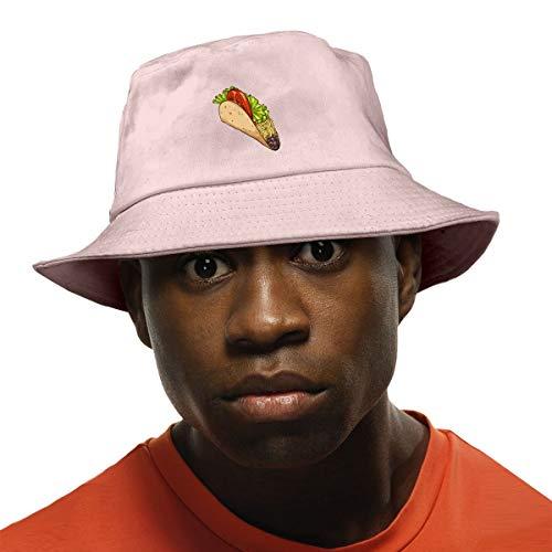 Cartoon Mexican Taco Fast Food Bucket Hat Summer Fisherman Cap Foldable Sun  Protection Hat 6b27265a2dc2