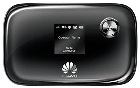 Huawei E5776 150 Mbps 4G LTE & 42 Mbps 3G Mobile WiFi Hotspot (4G LTE in Europe, Asia, Middle East, Africa & 3G (Mobile Wifi Huawei 4g)
