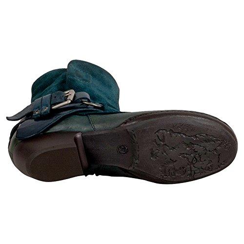 Miz Blue Evelyn Mooz Women's Boot fqgWfPBw