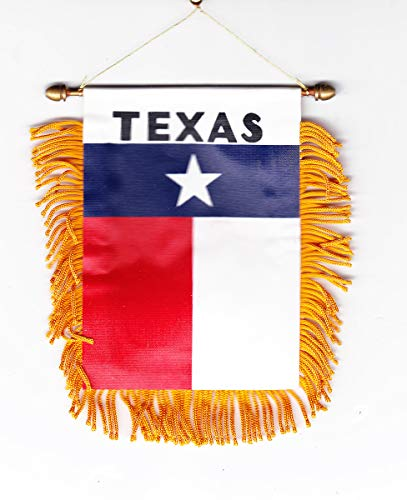 - Texas - Window Hanging Flag