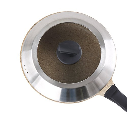 Wangfeng Smokeless Die Casting Aluminum Non Stick Fry Pan