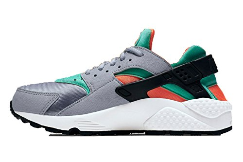 Nike Air Huarache Calzado deportivo Formación Wolf Grey/total Orange/Summit White/Gree