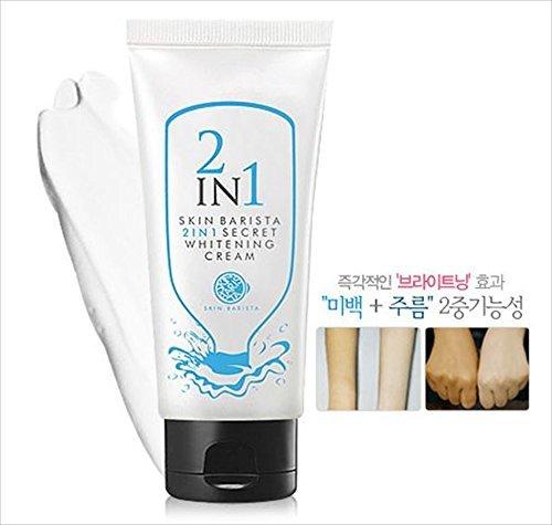 koreangs 2en1 Galactomyces Secret de Blanchiment Et l'Allègement de la lutte contre le Vieillissement, l'Éclaircissement de la Peau de Crème 50Ml par koreangs