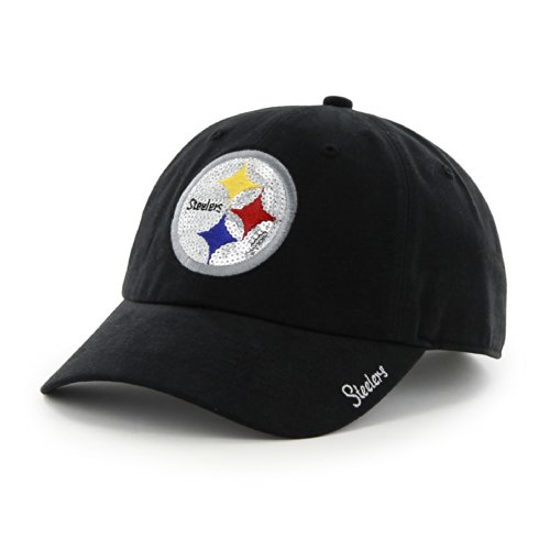 NFL Pittsburgh Steelers Women's '47 Brand Sparkle Team Color