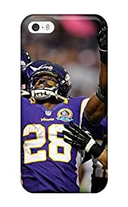 New JoelNR Super Strong Minnesota Vikings PC Case For HTC One M7 Cover