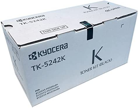 TopInk TK-5272 Replacement for Kyocera ECOSYS P6230cdn Printer Toner Cartridge High Yield-2 Cyan