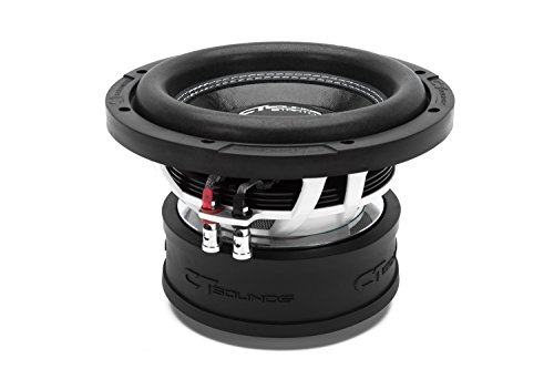CT Sounds Strato 2.0 8″ D2-Set of 1 (Black)