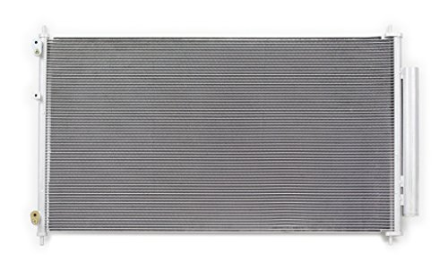 A-C Condenser - Pacific Best Inc For/Fit 3246 05-06 Honda Odyssey ()