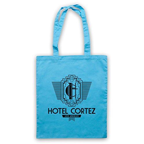 American Horror Story Hotel Cortez Bolso Azul Cielo