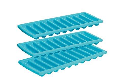 Prepworks by Progressive Icy Bottle Stick Trays - Set of 3, Ice Cube Tray, Cylinder Ice Cubes -  PLIS-4