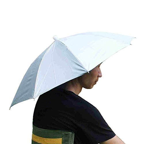 feb6dfbfe98a1 Luwint Diameter Headwear Umbrella Gardening