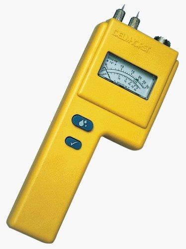 - Delmhorst J-4 6% to 30% Pin Analog Wood Moisture Meter