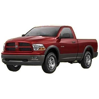 2015 Dodge Truck >> 2009 2015 Dodge Ram 1500 Smooth Fender Flares Matte Black Factory Style