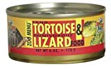 Zoo Med Laboratories SZMZM30 Land Tortoise and Omnivore Food, 6-Ounce, My Pet Supplies