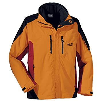 Jack Wolfskin Rockn Ice 3-in-1 chaqueta para hombre, ...