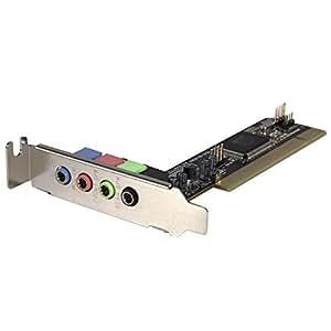 Amazon.com: StarTech. com 2u45136 – 4 canales Tarjeta de ...