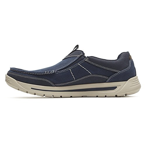 Rockport Heren Randle Slip-on Sneaker Blauw