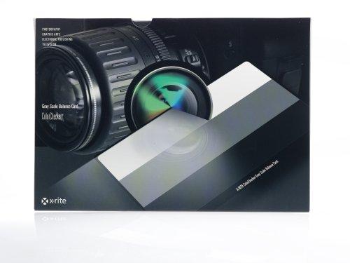 X-Rite ColorChecker Gray Scale (M50103) - Rite Balance