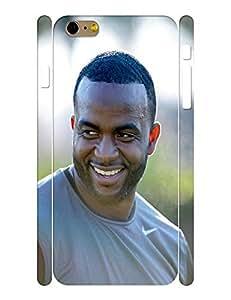 Pure Dustproof Baseball Team Plastic Hard Plastic Phone Accessories for Iphone 6 Plus Case - 5.5 Inch