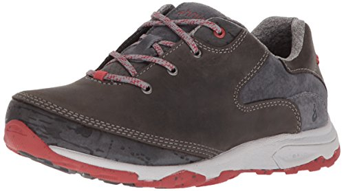 Hiking Lace Hiking Boots - Ahnu Women's W Sugar Venture Lace Hiking Boot, Twilight, 8.5 Medium US
