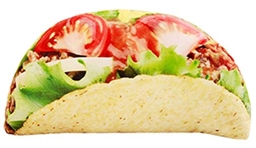 (LamourBear Stuffed Animal Plush Toy Sofa Plush Pillow Bolster Burrito Vegetable 19.7 in Gift for Kids Boys Girls)