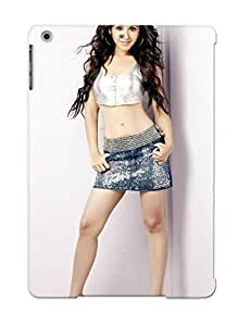 Ipad Air Case Cover - Slim Fit Tpu Protector Shock Absorbent Case (mallika Kapoor Bollywood Celebrity Actress Model Girl Beautifulsmile )