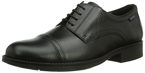 Mephisto, DIRK palace, Homme Lacets noir lisse