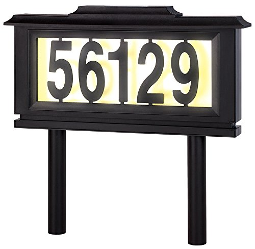 Led Light Address Numbers