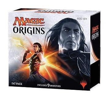 MAGIC ORIGENES PACK INICIO - MAZO 60 CARTAS + 2 SOBRES 15 ...