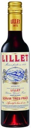 LILLET ROUGE 37.5CL