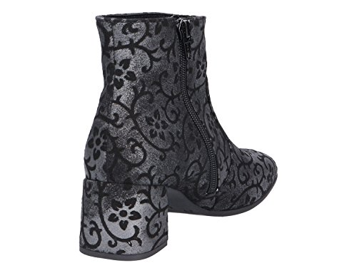 Black Gabor Black Boots Women's Black gxqw06Pan