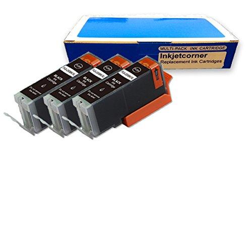 Inkjetcorner Compatible PGI 250PGBK PGI 250 PGI 250XL product image