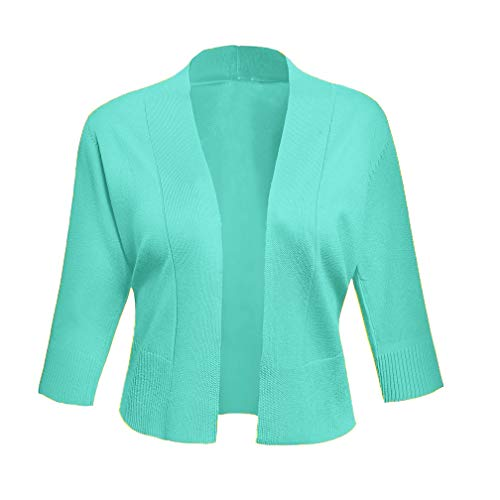 Buy mint cardigan vest