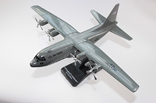 New Ray, Lockheed C-130 Hercules USAF, no scale plastic model (Ac 130 Gunship)