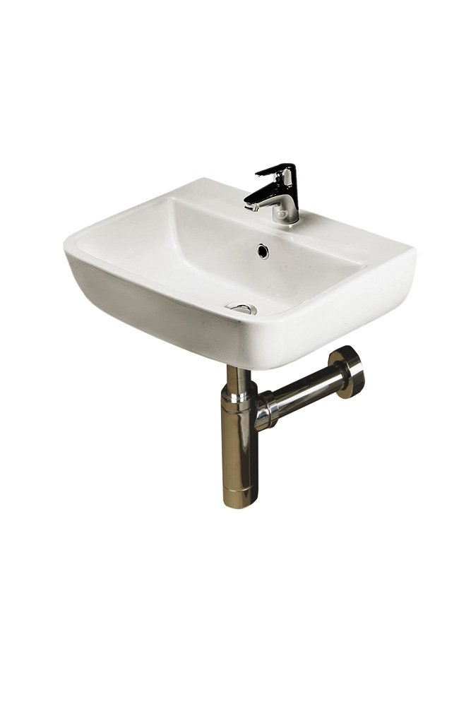 Rak Ceramics S60040BAS1 40 cm Series 600 Hand Basin 1th