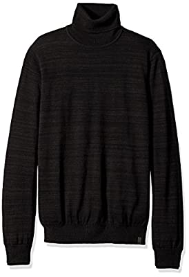 Calvin Klein Men's Merino Turtleneck Sweater